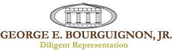 The Law Offices of George E Bourguignon Jr logo